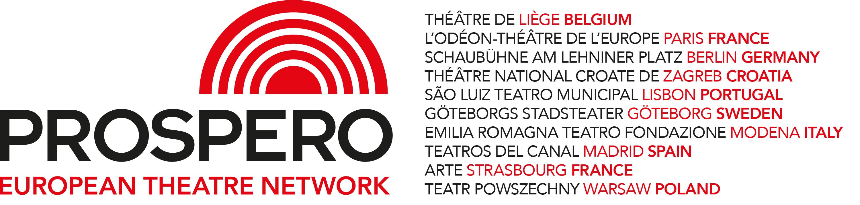Prospero Théâtre Logo